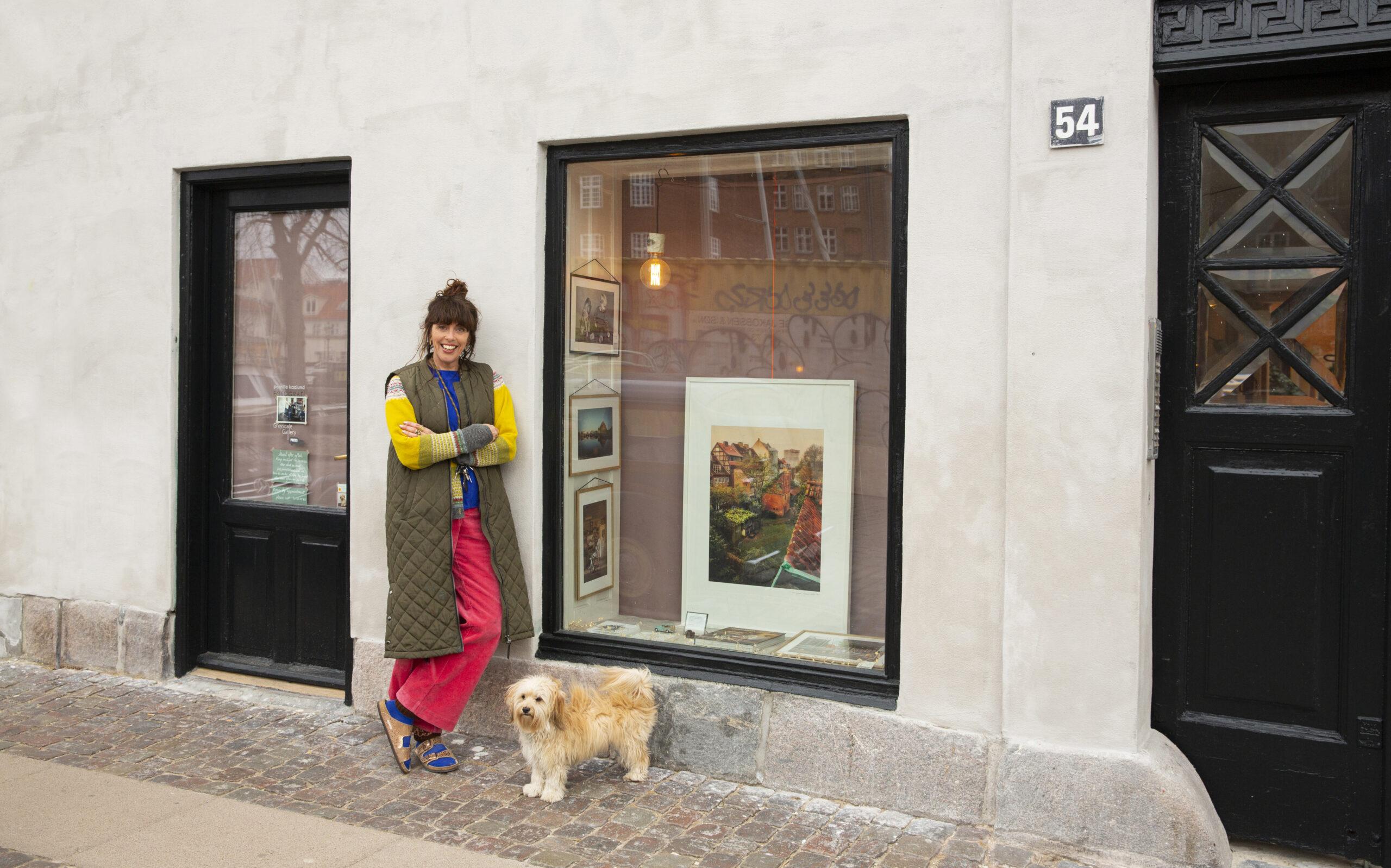 Pernille Kaalund, fotograf på Christianshavn
